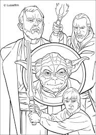 coloring page star wars star wars coloring page 5065 bestofcoloring com