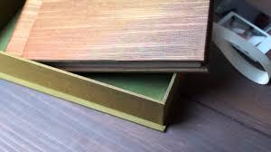 wood photo album album boxes