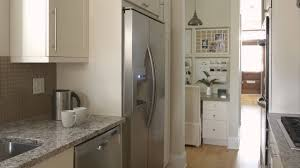 How To Update A Galley Kitchen Galley Kitchen Layouts Youtube