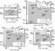 automotive shop layout floor plan planning farm shops for work and energy efficiency shop