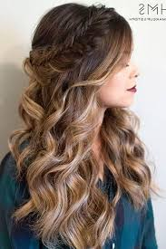 prom hair down image collections hair and trends 2018 sample