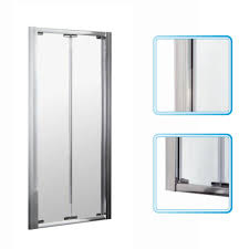 760mm to 900mm brisco bi fold shower doors 120 at cheap suites