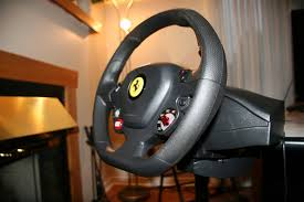 thrustmaster 458 review thrustmaster 458 italia wheel x360 pc