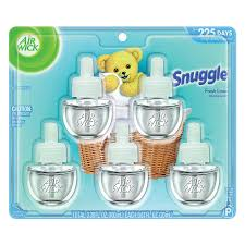 amazon com air wick scented oil 5 refills fresh waters 5x0