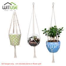 online get cheap macrame plant holder aliexpress com alibaba group