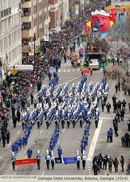 2014 macy s thanksgiving day parade marching band photos marching