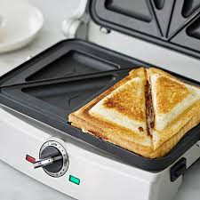 Sandwich Toaster Online 2 In 1 Grill And Sandwich Maker