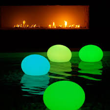 the flat light is a waterproof wireless rechargeable and