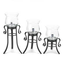 wholesale allure candle stand trio buy wholesale candle holders