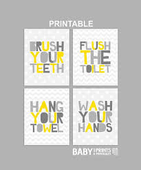 Bathroom Art Printables 103 Best Printables Bathroom Images On Pinterest Bathroom