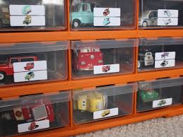 Bedroom Storage Bins Lena Almeida Shows Us How To Create A Parking Garage For All Of
