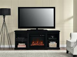 black electric fireplace with storage shelves macon bookcases