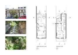 fulham house extension lower ground floor design plans house