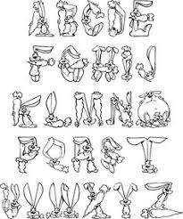full alphabet graphic design pinterest fonts calligraphy