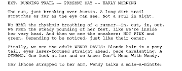 Flags Of Our Fathers Script Let Her Speak U0027 Inside The Screenplay Of The Wendy Davis Sandra