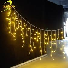 cheap goods led icicle lights drop lights buy