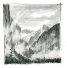 Quick Step Elevae Inked Oak Learn How To Draw Mist In The Trees With Graphite Pencil In This