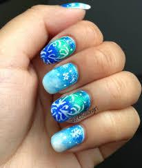 absolutely awesome disney nail art disney disney frozen nails