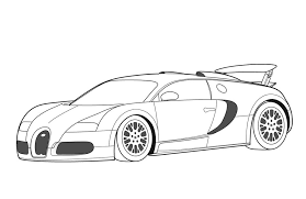 free printable race car coloring pages kids
