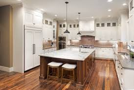 white kitchen wood island kitchen remodel ideas island and cabinet renovation