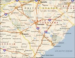 usa carolina map image south carolina usa map gif familypedia fandom powered