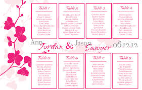 Free Wedding Seating Chart Template Excel Custom Foam Board Seating Chart For Wedding By Chicinkinvitations