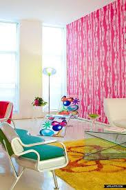 Colorful Interior Design Colorful Interior Design In Vivid New York Loft Penguin
