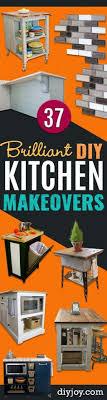 kitchen facelift ideas 37 brilliant diy kitchen makeover ideas shaker style cabinets