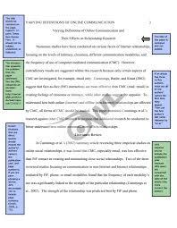 writing in apa format example apa sample essay pdf