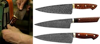 how bob makes his meteorite knives u2026 probably the best knives in