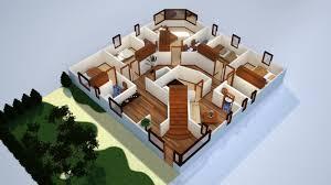 plan de maison 6 chambres plan maison 70m2 animation plan 3d appartement alix delclaux