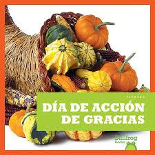 día de acción de gracias thanksgiving
