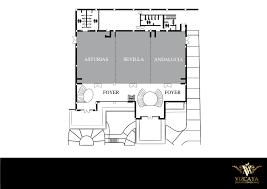 Vizcaya Floor Plan El Dorado Hotel U003e Events U003e Mansión Vizcaya