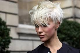 Kurzhaar Blond Frisuren by 100 Unglaubliche Bilder Kurzhaarfrisuren Archzine