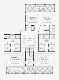 5 Bedroom House Plans with 2 Master Suites Elegant Creative