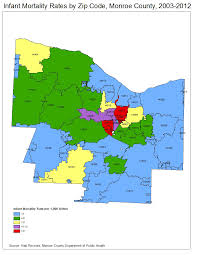 Zip Code Map St Louis by Death By Zip Code News Rochester City Newspaper