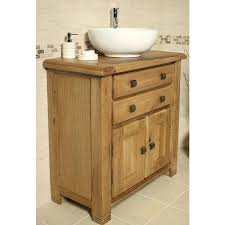 Solid Oak Bathroom Vanity Unit Bathroom Oak Vanity Units Rustic Oak Bathroom Vanity Unit Solid