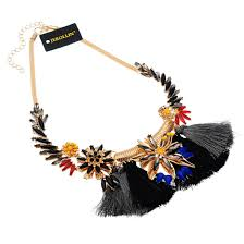 black fashion jewelry necklace images New products jpg
