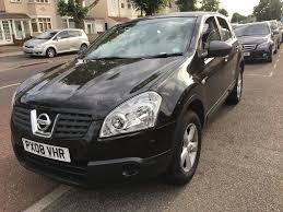 nissan dualis black 2008 nissan qashqai black 1 5 petrol 1 pervious owner full