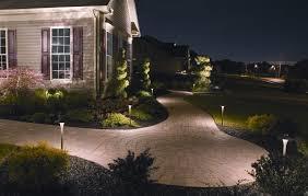 Kichler Outdoor Led Landscape Lighting Landscape Lighting Grand Rapids Pathway Lights