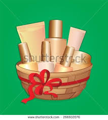 Makeup Gift Baskets Cosmetic Gift Set Stock Images Royalty Free Images U0026 Vectors