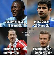 Diego Costa Meme - diego costa joseph minala 19 years old i s2g years old ahm the