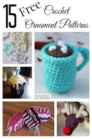 427 best crochet ornaments images on pinterest christmas crafts