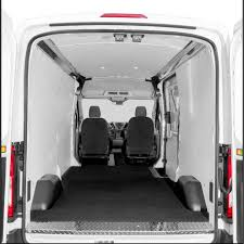 nissan work van interior legend fleet solutions insulated duratherm liner kits for ford
