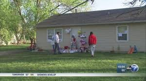 toddler was found lying under couch in joliet township home