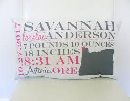 personalized pillows for baby personalized pillows define design 11