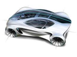 mercedes benz biome doors open automotive concepts techno dose