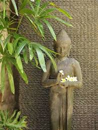 balinese buddha garden statue measures 120cm x 30cm x 30cm www