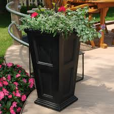 Large Planters Cheap by Decor Tall Garden Planters Tall Planters Large Plastic Flower