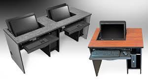 custom built computer desks computer desk built in computer desk plans store desks for